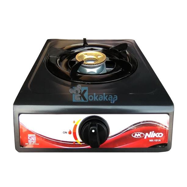 Portable Gas Miyako : Dapur gas satu tungku desainrumahid