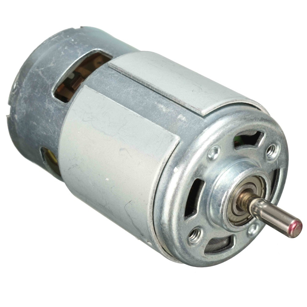 12 Volt Motor >> Dc12 24 V 150 W 13000 15000 Rpm 775 Micro High Speed Power Motor 5mm Shaft Baru