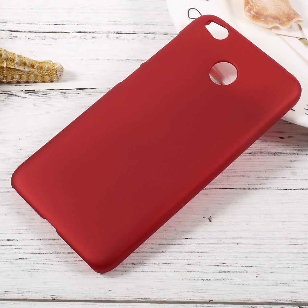 Home; Karet Pc Hard Case Shell Untuk Xiaomi Redmi 4 X Merah. Precise cutouts
