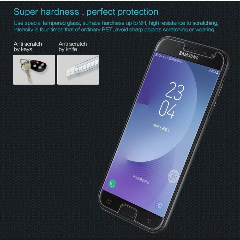 Super Frosted Shield Hard Case Original Hitam Gratis Nillkin Screen . Source .