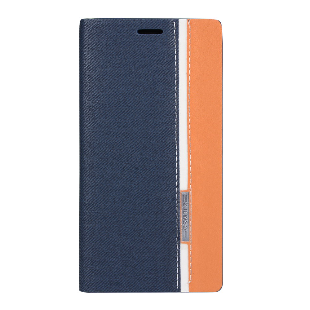 Case for Lenovo A7000 / A7000 Plus/ K3 Note - Dark Blue Two-color