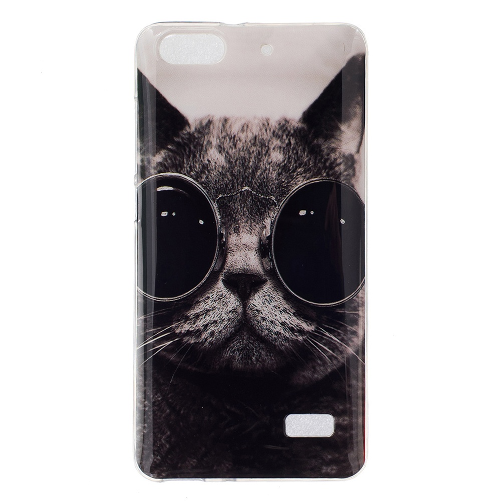 IMD TPU Noctilucent case untuk Samsung Galaxy J7 Perdana / On7 2016 - bulu Dreamcatcher -