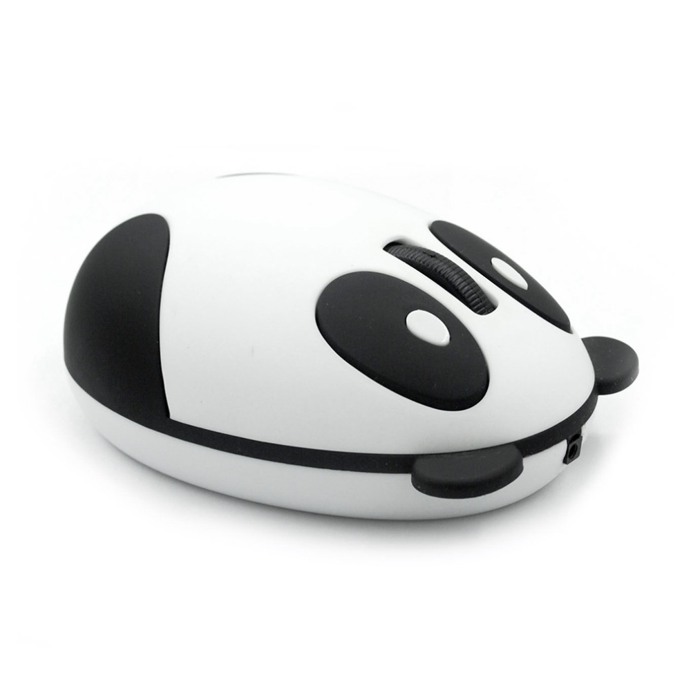 CHEER 2.4 gHz wireless mouse optik komputer Panda Untuk Menang/Mac/Linux/Android/IOS