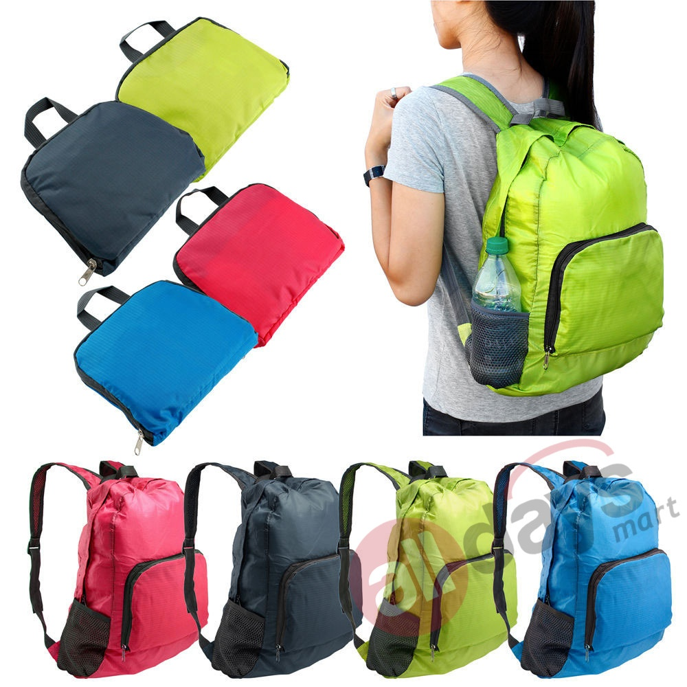 09 Random Colour Alldaysmart Tas Ransel Punggung Lipat Backpack Waterproof 1701 Source Detail .
