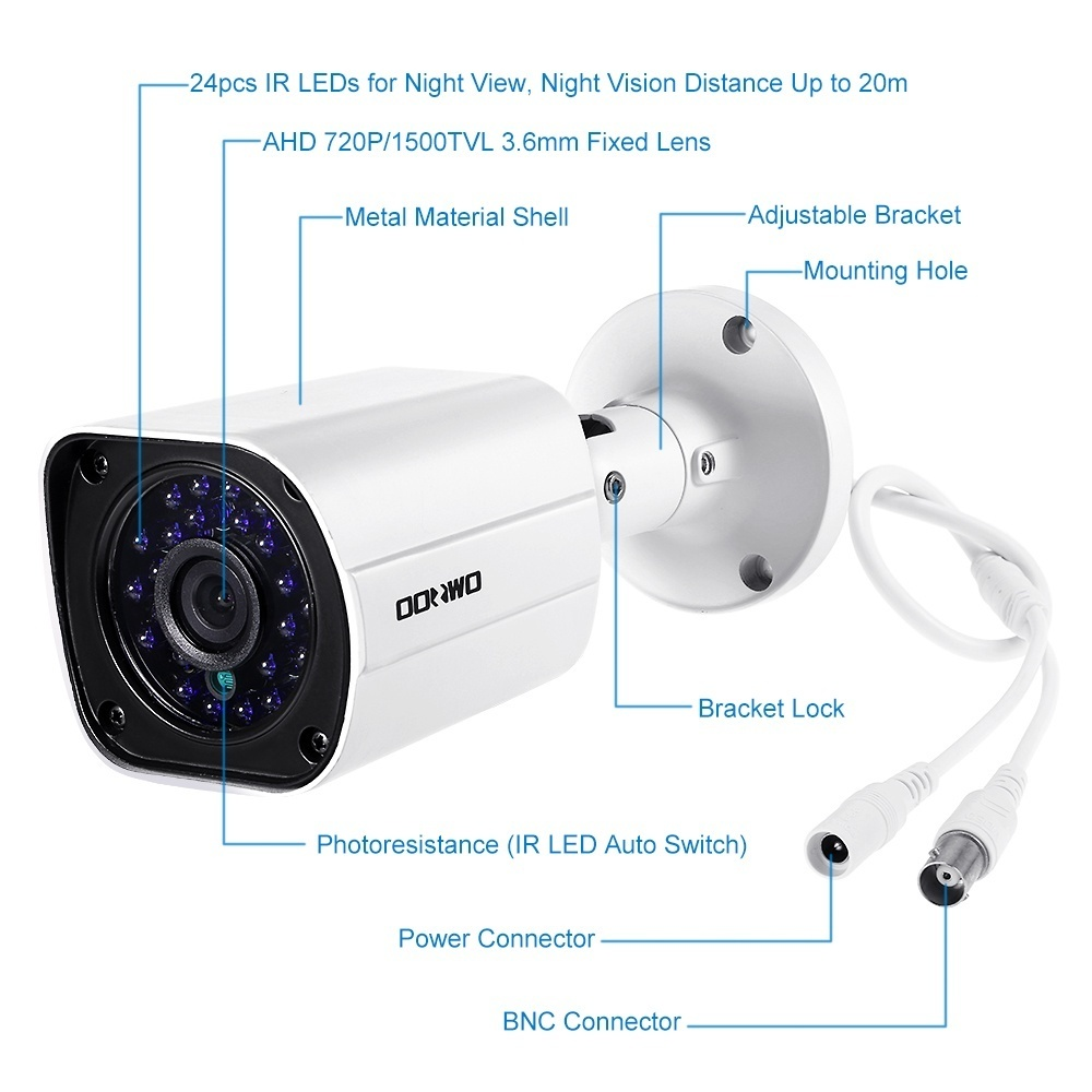 Price Checker Owsoo 8ch 1080n Digital Video Recorder 8pcs Ahd 720p Spc Smart Home Wireless Ip Camera Cctv Dual Antenna 2 Antena Hd Ir Night Vision This Is Only Suitable To Use In America Canada And Japan If You Need Download The Software Or More Detailed Informationyou Can By