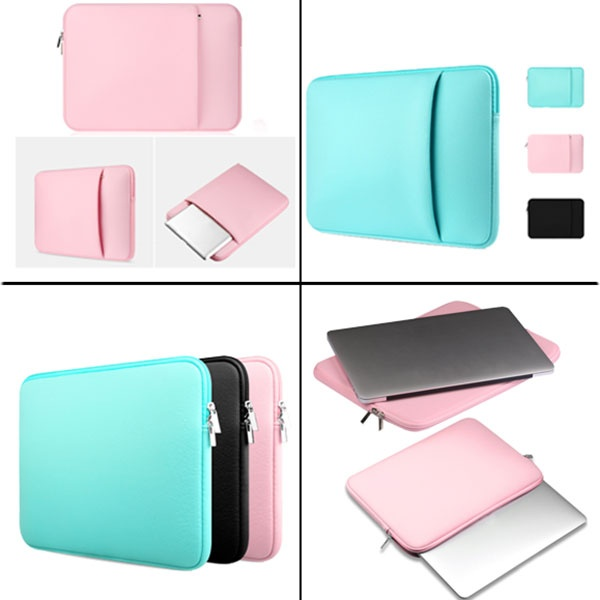 YBC 13 Inch Lembut Lengan Laptop Casing Apple Mac Macbook Udara Pro ... c716a91d9b