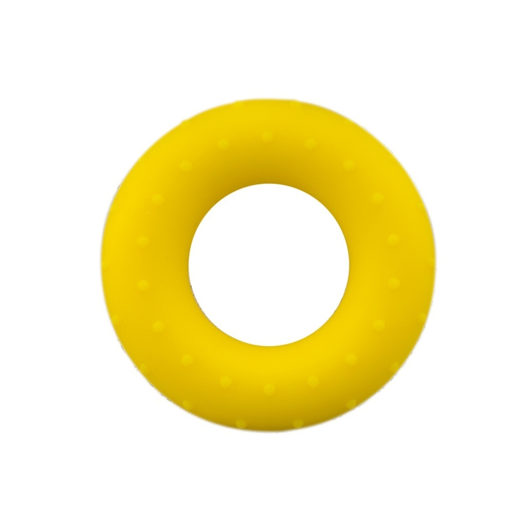 This relatively small size hand grip ring, with many convex points on the surface,
