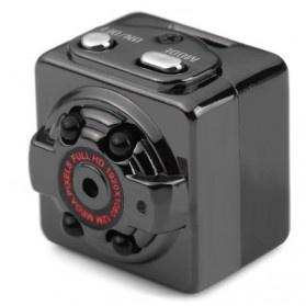 SQ8 Mini DV Camera 1080P Full HD Car DVR Aluminium - Black - 3