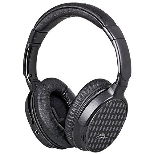 Stereo Foldable Headsets with Mic - Black. ShareMe 5. ShareMe Pro .