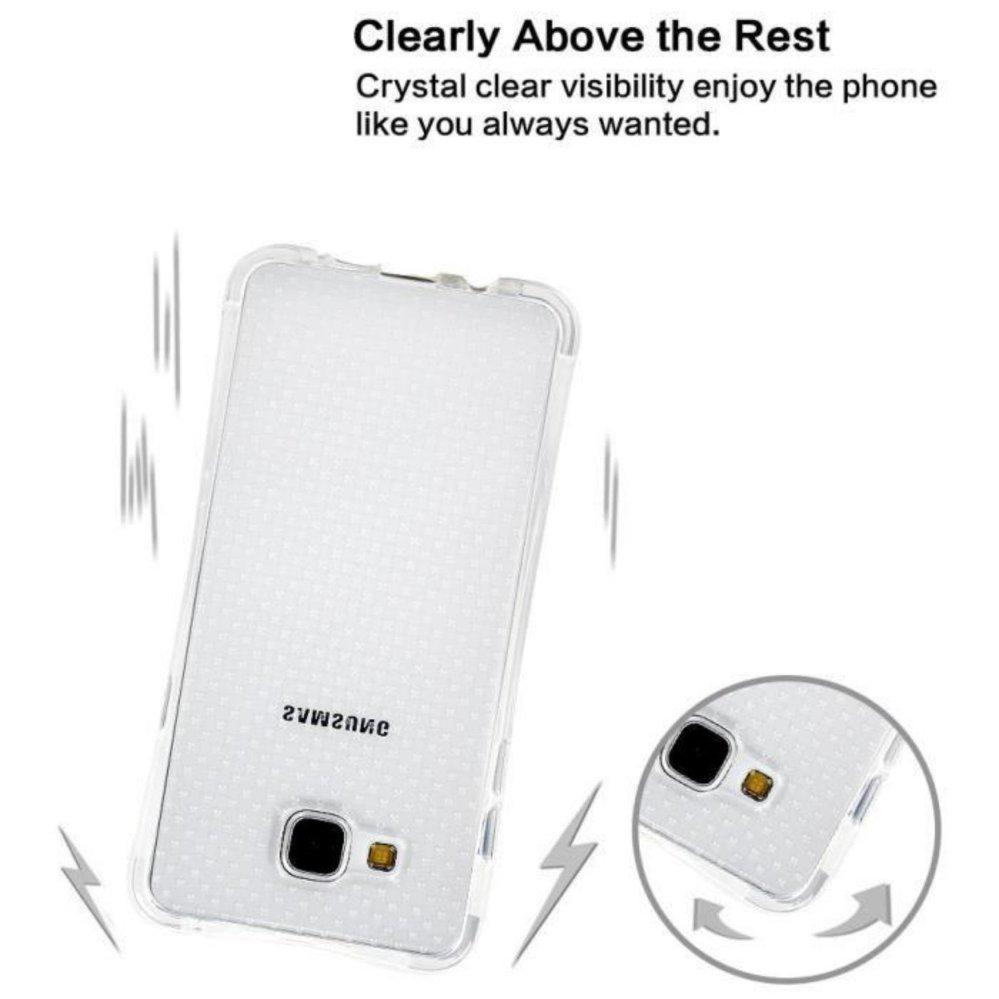 Spesifikasi dari Zenblade Anti Shock Anti Crack Softcase Casing for Samsung J2 Prime - Free Tempered Glass